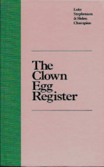 The Clown Egg Register-Luke Stephenson Helen Champion