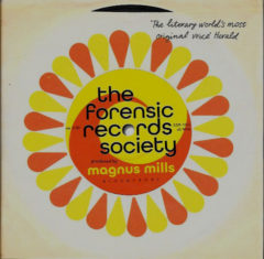 The Forensic Records Society-Magnus Mills
