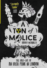 A Ton Of Malice-Barry McKinley