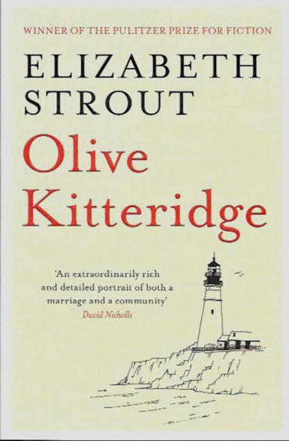 Olive Kitteridge-Elizabeth Strout