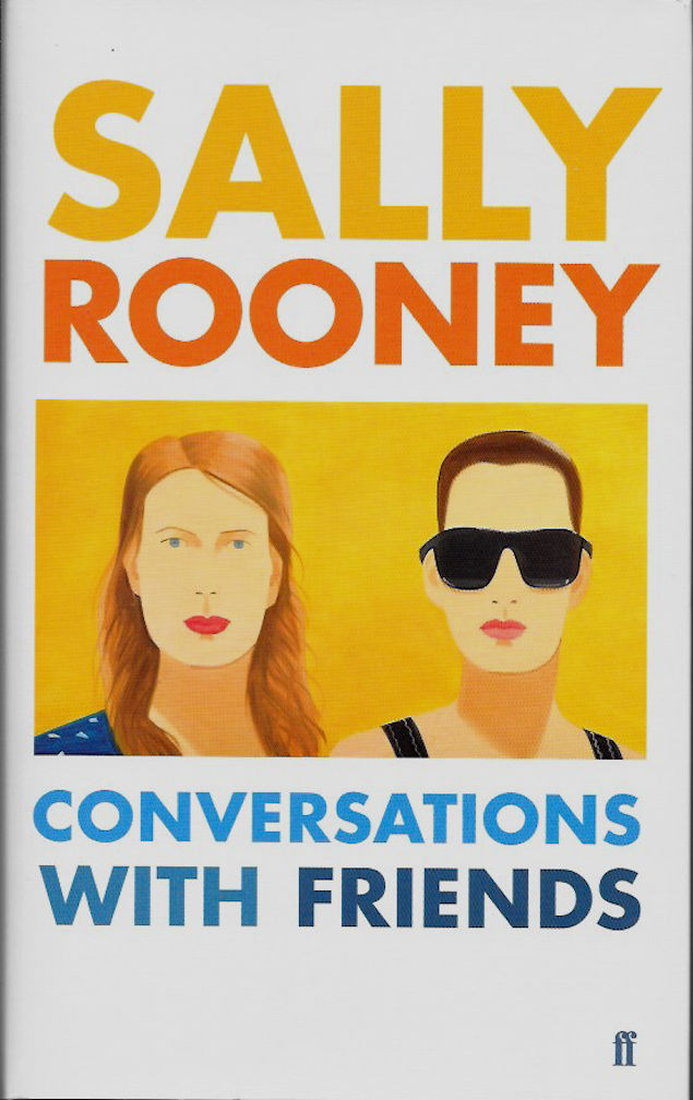 Conversations With Friends-Sally Rooney