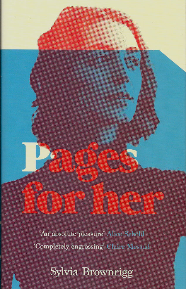 Pages for Her-Sylvia Brownrigg