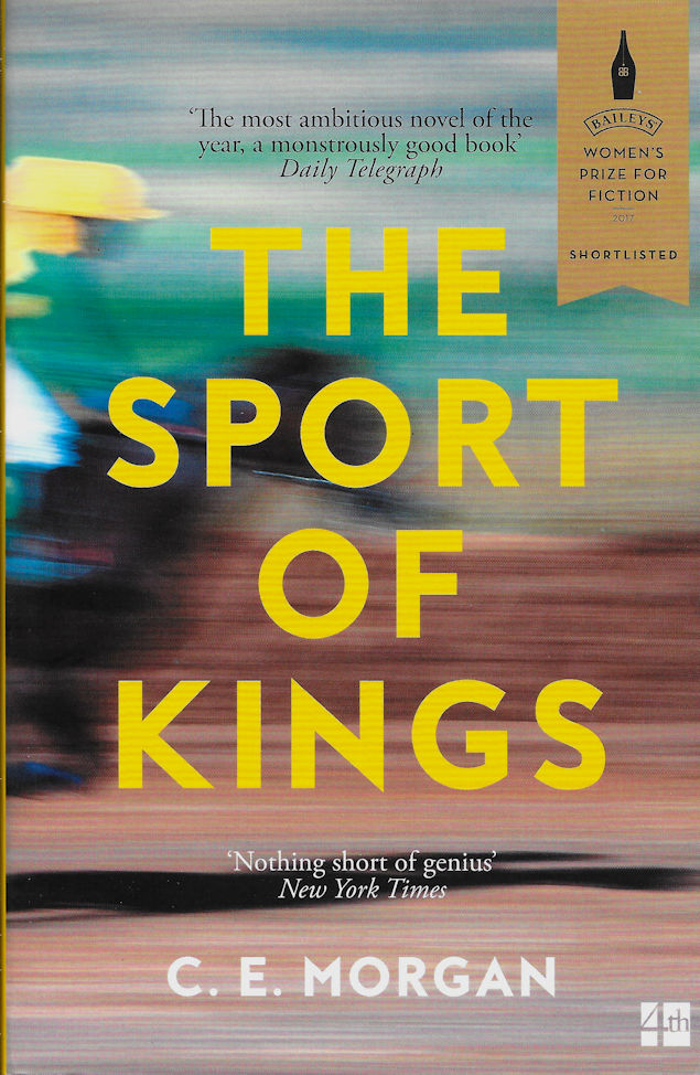 The Sport of Kings-C.E.Morgan