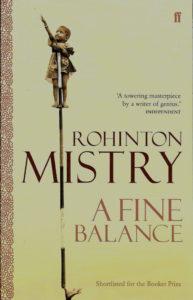 A Fine Balance-Rohinton Mistry