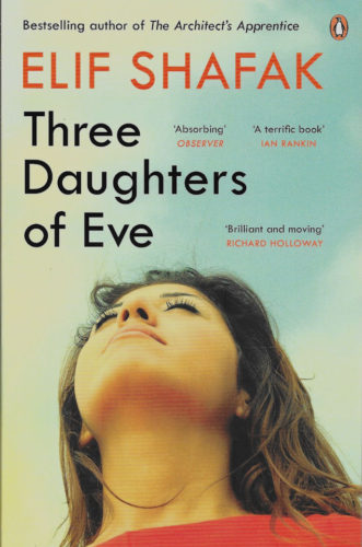 Three Daughters of Eve-Elif Shafak