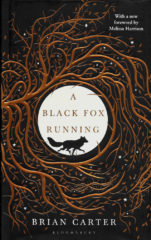 A Black Fox Running-Brian Carter