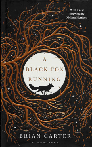 A Black Fox Running-Brian Carter