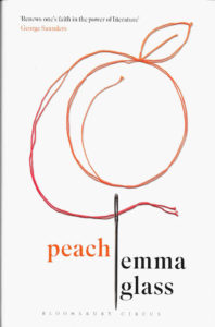 Peach-Emma Glass