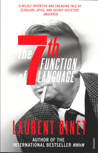 The 7th Function of Language-Laurent Binet