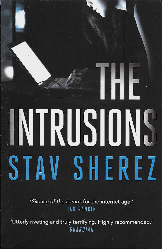 The Intrusions-Stav Sherez