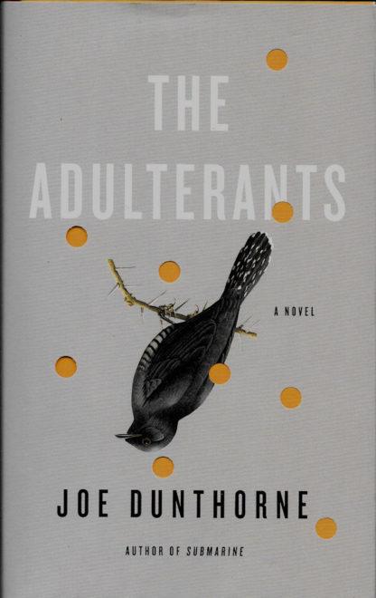 The Adulterants-Joe Dunthorne