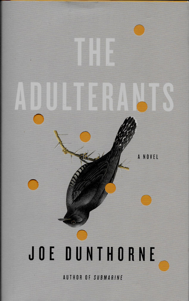 The Adulterants-Joe Dunthorne