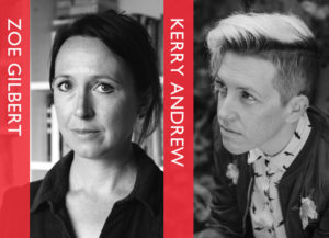 Zoe Gilbert and Kerry Andrew in conversation @ The Bookseller Crow | England | United Kingdom
