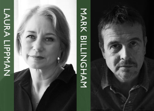 Laura Lippman and Mark Billingham in conversation.