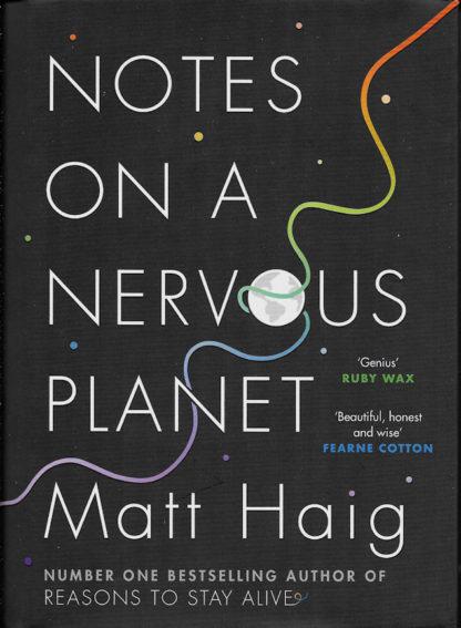 Notes on a Nervous Planet-Matt Haig