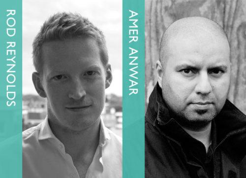 US Noir vs UK Noir: Rod Reynolds & Amer Anwar in conversation