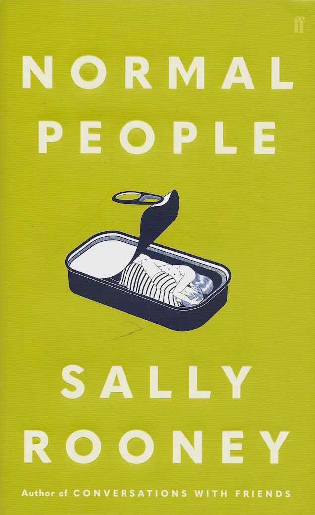 Normal People-Sally Rooney