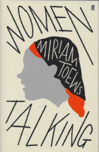 Women Talking_Miriam Toewes