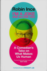 Signed copies – Robin Ince & Tom Cox