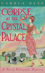 The Corpse at the Crystal Palace-Carola Dunn