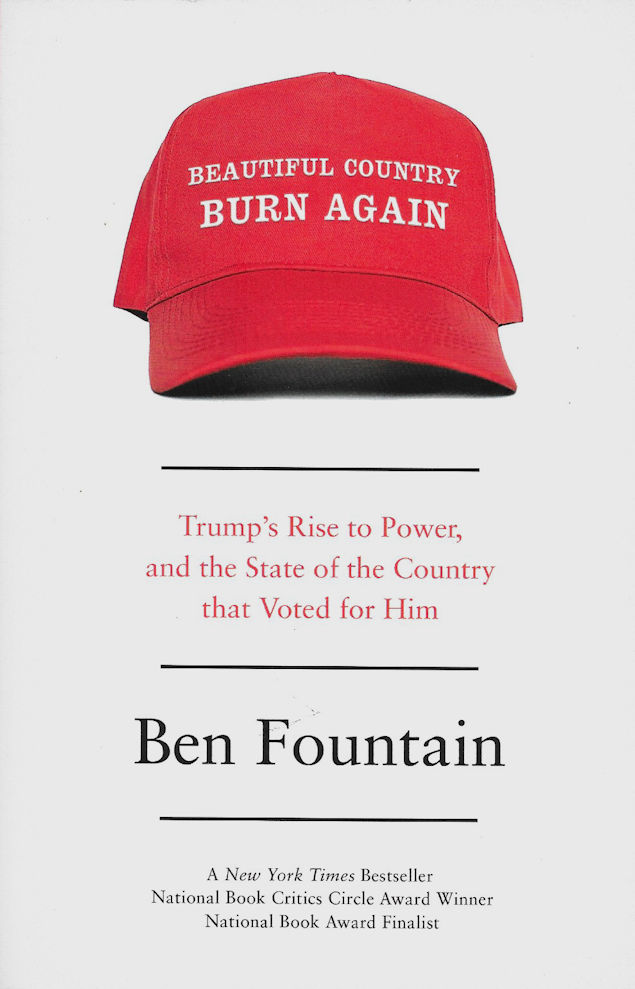 Beautiful Country Burn Again-Ben Fountain