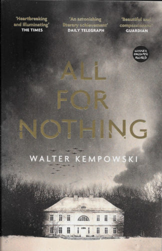 All For Nothing-walter kempowski