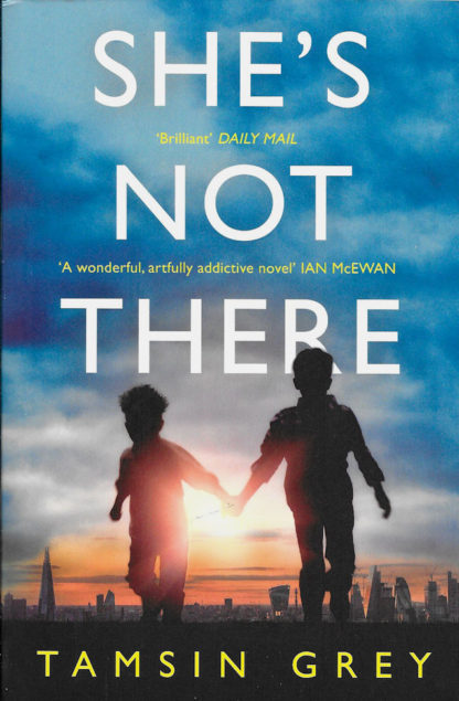 She's Not There-Tamsin Grey