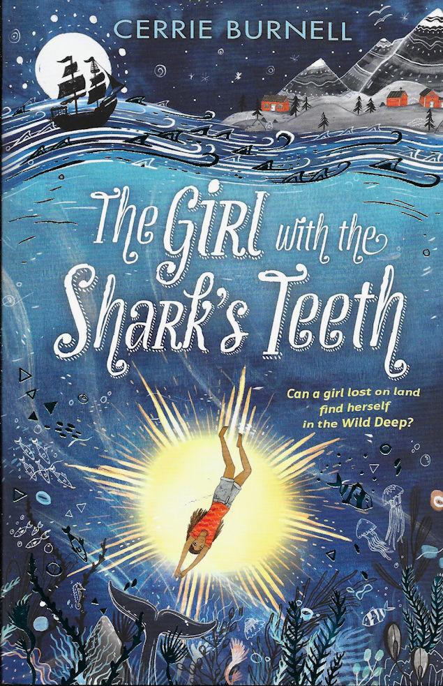 The Girl with the Shark's Teeth-Cerrie Burnell