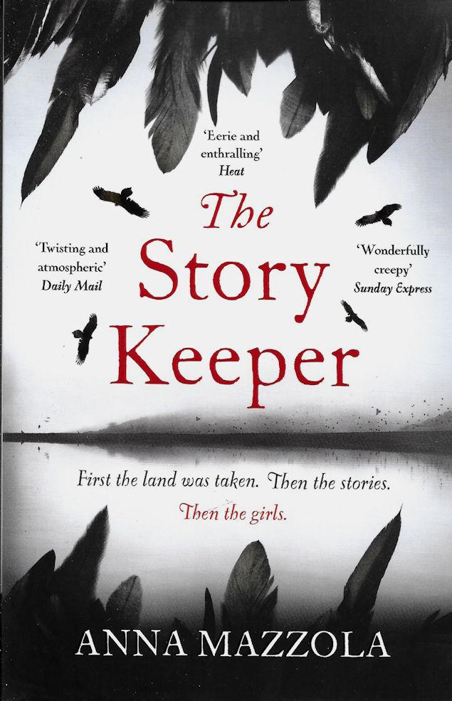 The Story Keeper-Anna Mazzola