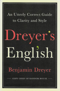 Dreyer's English-Benjamin Dreyer
