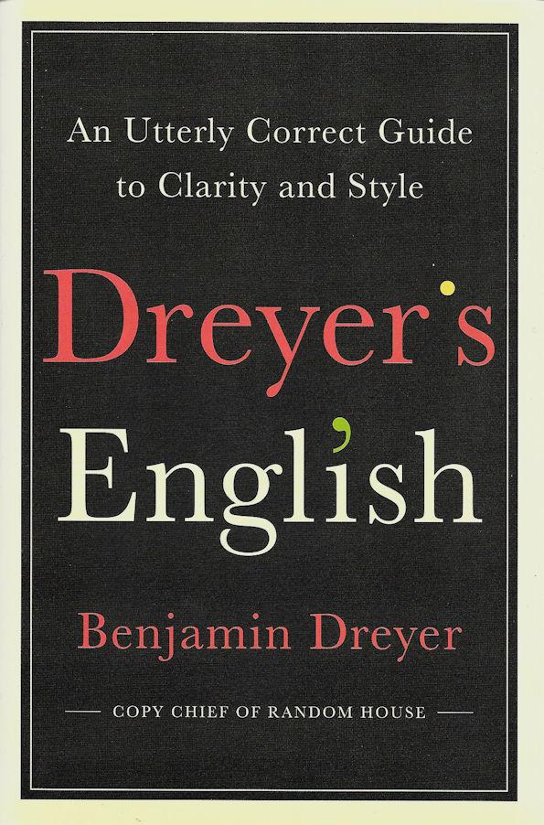 Dreyer's English-Benjamin Dreyer