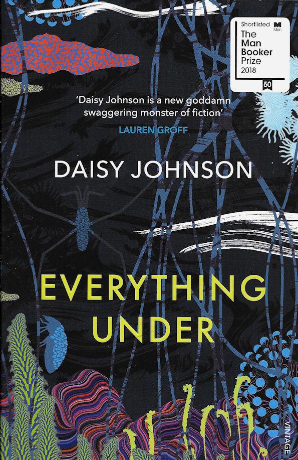 Everything Under-Daisy Johnson