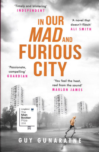 In Our Mad and Furious City-Guy Gunaratne