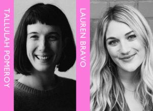 A Girl's Guide to Personal Hygiene - Feminist Book Fortnight - with Tallulah Pomeroy and Lauren Bravo @ The Bookseller Crow | England | United Kingdom