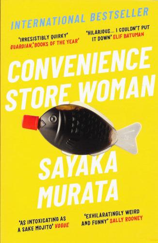 Convenience Store Woman-Sayaka Murata