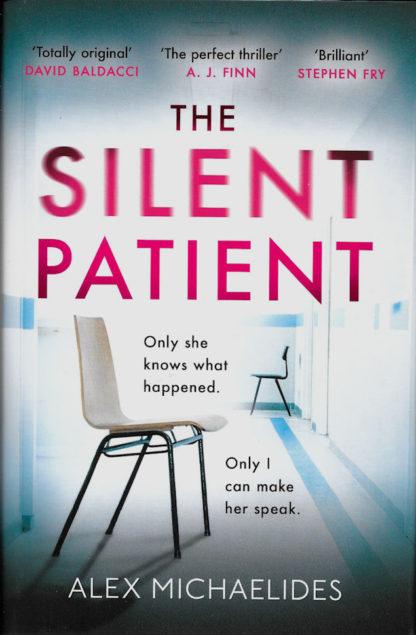 The Silent Patient-Alex Michaelides