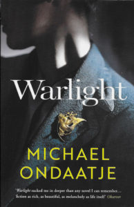 Warlight – Michael Ondaatje