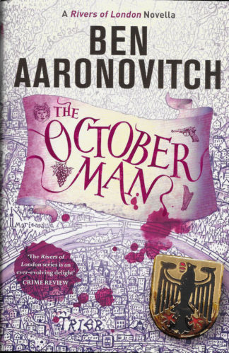 THe October Man-Ben Aaronovitch