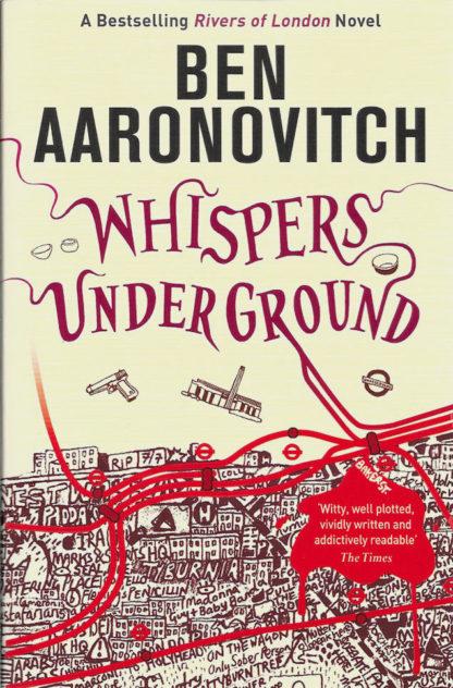 Whispers Underground-Ben Aaronovitch