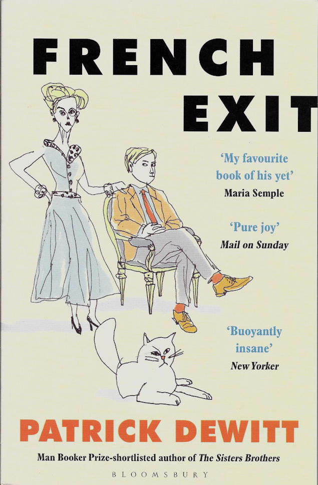 French Exit - front cover