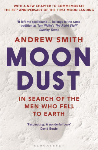 Cover of Moondust by Andrew Smith