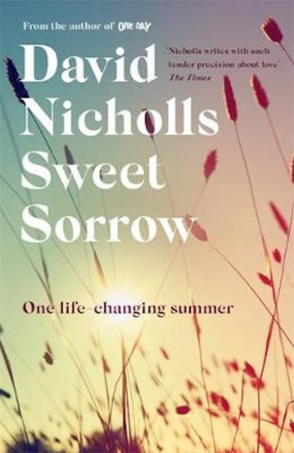 cover for Sweet Sorrow