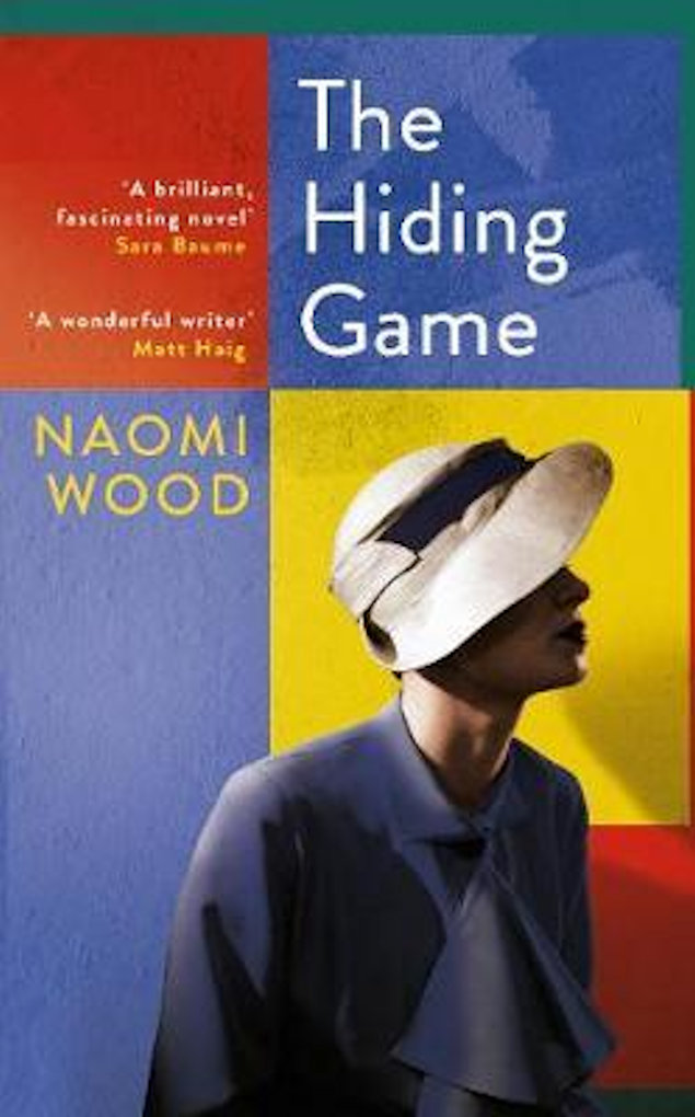 cover of the Bahaus era novel The Hiding Game
