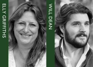 Crime night - Will Dean and Elly Griffiths reading and in conversation @ The Bookseller Crow | England | United Kingdom