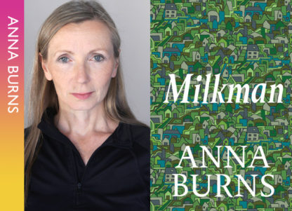 Booker Prizewinner Anna Burns – Reading and signing