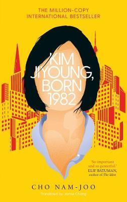 Kim Jiyoung, Born 1982-Cho Nam-Joo