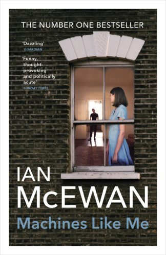Machines Like Me-Ian McEwan