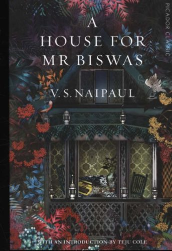 A House For Mr Biswas-V S Naipaul