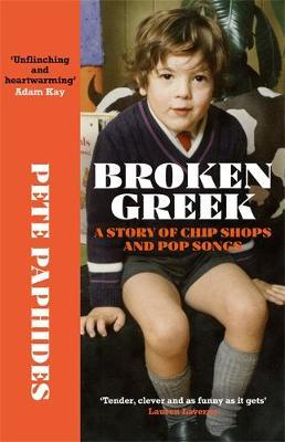 Broken Greek-Pete Paphedes