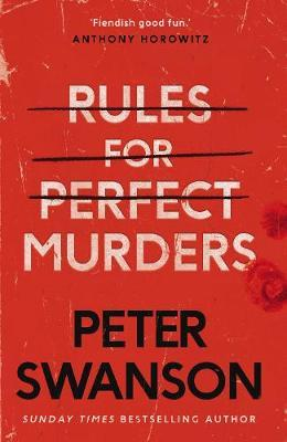 Rules For Perfect Murders-Peter Swanson